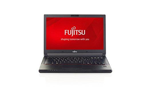 Fujitsu Lifebook E544 VFY:E5440M25A1DE39,6 cm (15,6 Zoll) Laptop (Intel Core i5-4210M, 3,2GHz, 8GB RAM, 128GB SSD, DVD, Win 8) schwarz