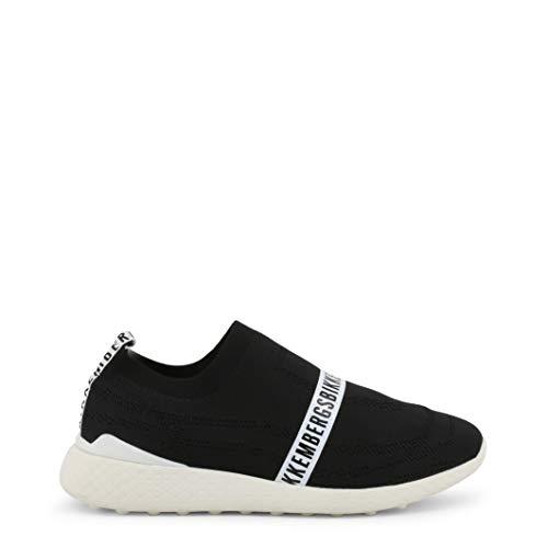 BIKKEMBERGS Sneakers in Schwarz Modell: STRIK-ER_2106 Grße: 44