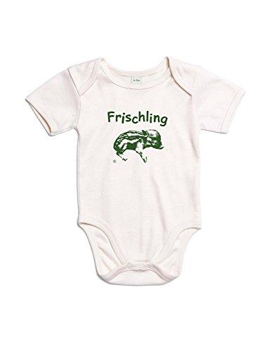 Eidos Baby Body Frischling - hellbeige 6-12 Monate