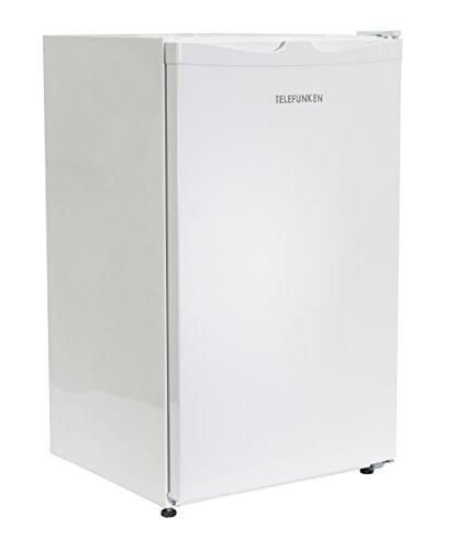 Telefunken CF-33-100-W Kühlschrank / A+ / 82,1 cm / 113 kWh/Jahr / 88 L Kühlteil / Türanschlag wechselbar / Höhenverstellbare Füße
