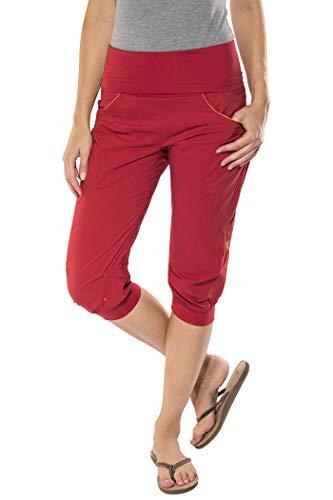 Ocun Noya Shorts Women Red/Yellow Größe XS 2019 Hose kurz