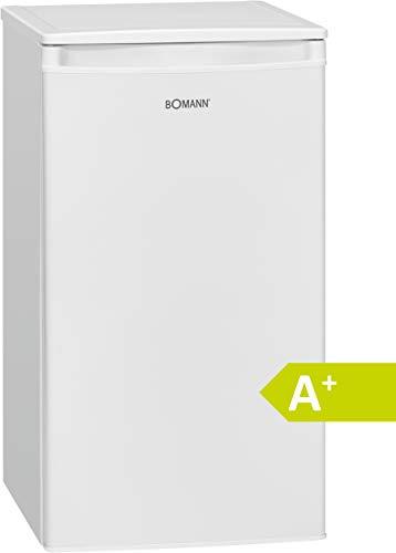 Bomann KS 7230 Kühlschrank mit Eisfach/EEK A+/ Kühlen 83 L/Eisfach 8 L/ 111 kWh/weiß