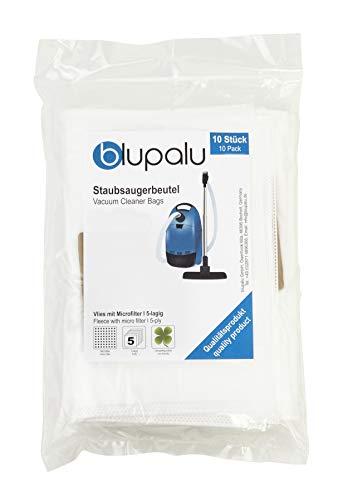 blupalu I Staubsaugerbeutel für Staubsauger Siemens VSZ7330 Z 7.0 Family I 10 Stück I mit Feinstaubfilter