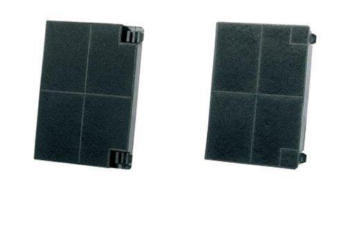 Electrolux 9029793552 Dunstabzugshaubenzubehör Kohlefilter EFF70 mit Times Filterwechselanzeige
