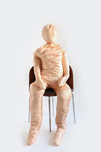 Folat 22428 Deko-Figur: lebensgroße Dummy Puppe, Textil, befüllbar