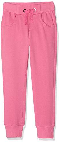 Kanz Mädchen Jogginghose Sporthose, Violett (Carmine Rose|Pink 2290), 98