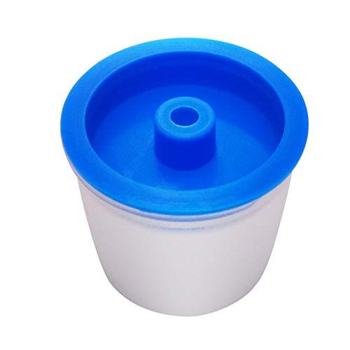 xMxDESiZ wiederverwendbar wiederverwendbare Plastikkaffee-Capsule Filter Cup f¨¹r illy Nespresso Machine-Random Color