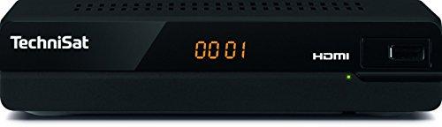 TechniSat HD-S 221 HD-Sat-Receiver (mit USB 2.0 und vorinstallierter Senderliste)