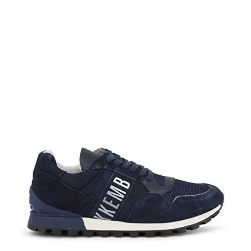 BIKKEMBERGS Sneakers in Blau Modell: Fend-ER_2376 Grße: 44