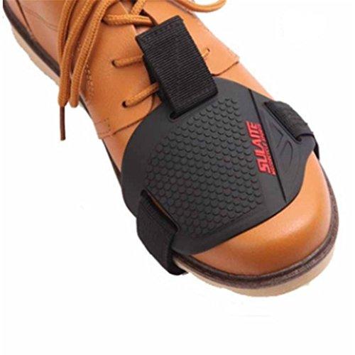 Yinew Gear Shifter Motorrad-Stiefel mit-Socken für Stiefel mit Protektoren