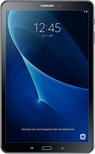 Samsung Galaxy Tab A T580 25,54 cm (10,1 Zoll) Tablet-PC (1,6 GHz Octa-Core, 2GB RAM, 32GB eMMC, Wifi, Android 6.0) schwarz