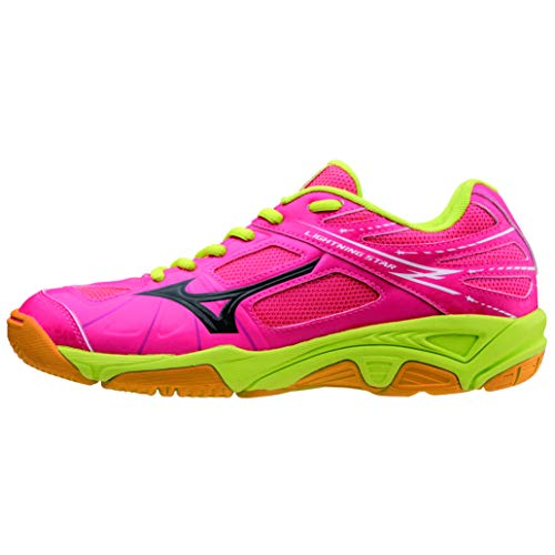 Mizuno Chaussures junior Lightning Star Z Rose