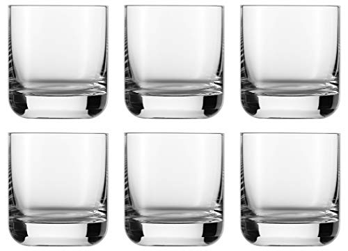 Schott Zwiesel 175531 Whiskybecher Convention 60 Whiskyglas, Bleifreies Kristallglas, Transparent, 8 x 8 x 8.9 cm