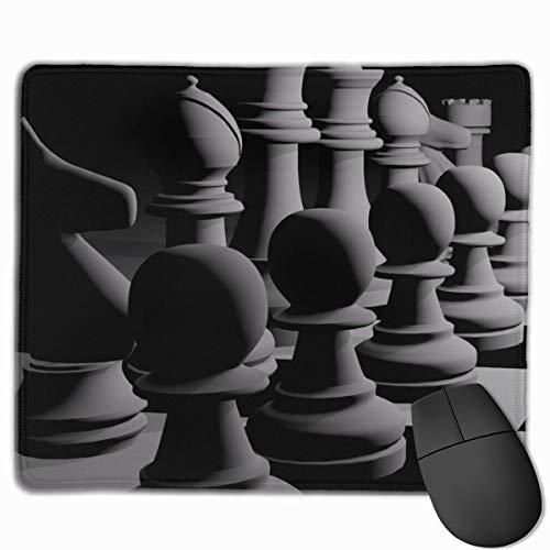 Chinesisches Schach Qualität Komfortable Game Base Mauspad mit genähten Kanten Größe 11,81 * 9,84 Zoll