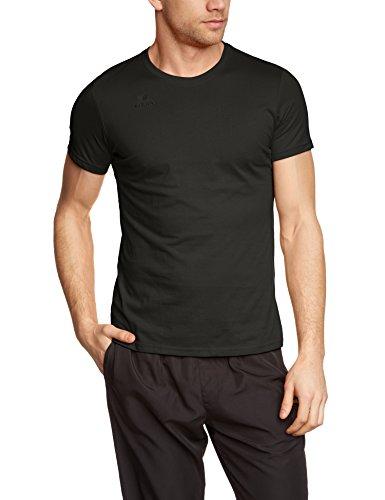 Erima Herren T-Shirt Teamsport, schwarz, XL, 208330