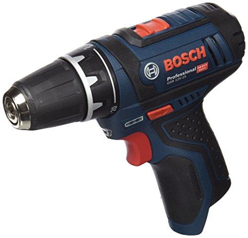Bosch Professional GSR1082LiN 12V Naked Cordless Li-Ion Drill Driver with Keyless Chuck