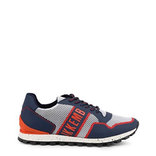 Scarpe basse Sneakers Uomo Bianco (FEND-ER_2084) - Bikkembergs