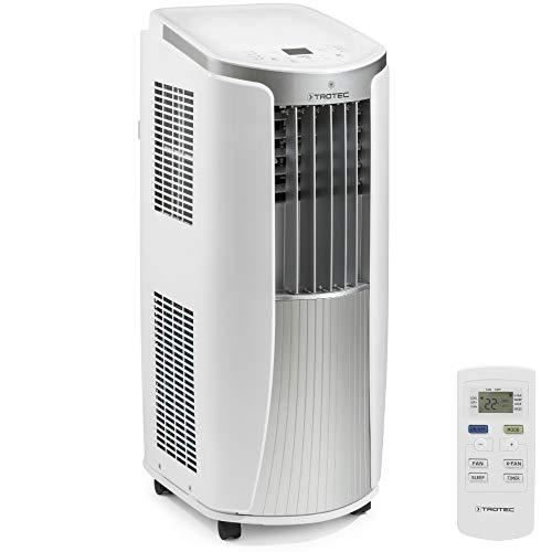 TROTEC 1210002006 Lokales mobiles Klimagerät PAC 2010 E mit 2.1 kW/7.200 Btu (EEK: A) 3-in-1-Klimagerät: Kühlung, Ventilation, Entfeuchtung/Inkl. intelligentem Recyclingsystem