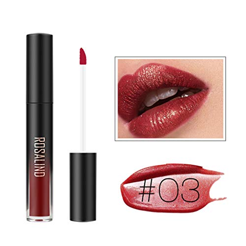 Rifuli® 1PC New Fashion Waterproof Matte Liquid Lipstick Cosmetic Sexy Lip Gloss lipgloss