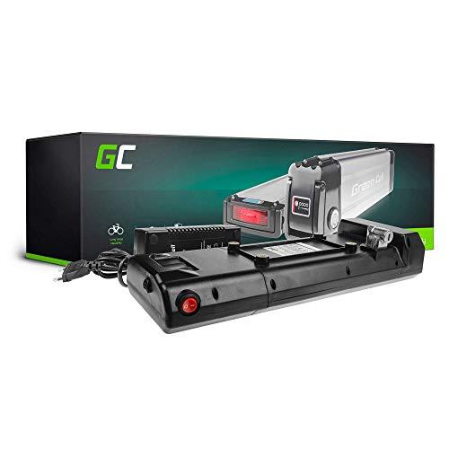 Green Cell EBIKE 24V 13Ah Batterie Akku Pedelec Rear Rack mit Li-Ion Panasonic Zellen REX Patria Italwin Legend Toutterrain Ebike-De Elektrofahrräd