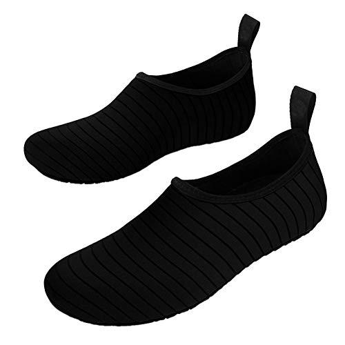 Schwimmschuhe, DüNne Schuhe, GroßE Schuhe, Strandschuhe, Yogaschuhe, Hallenschuhe, Mehrfarbig Und In Mehreren GrößEn Black 42