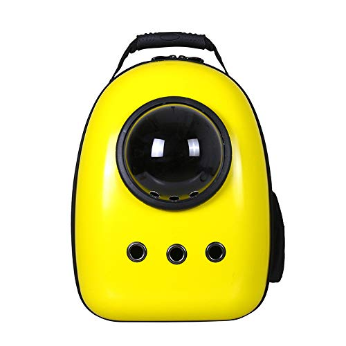 Space Pet Bag Bubble Dome Atmungsaktives Kompaktes Licht Tragbare Poröse Wasserdichte Reisenden Leichte Rucksack Heimtierbedarf