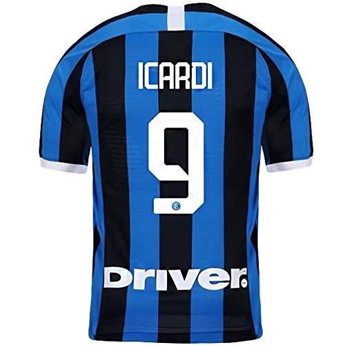 ASDF11 Personalisierte Name Nummer Fußball Trikots 2019-2020 Saison Fußball Mannschaft Trikots Verein Fußball T-Shirt für Männer Jungen