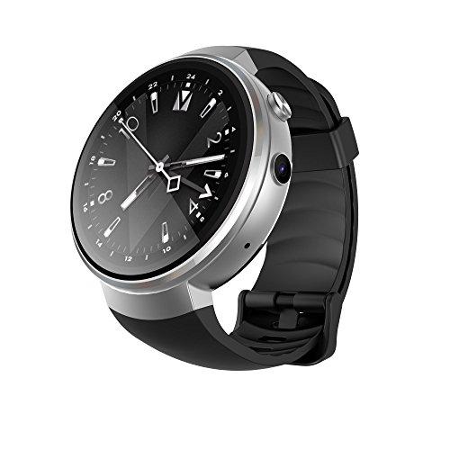 MObast Smartwatches Herren mit Blutdruckmessung Bluetooth Smartwatch Fitness Tracker Sport Uhr mit Kamera Schrittzähler Schlaftracker Remote Capture Kompatibel