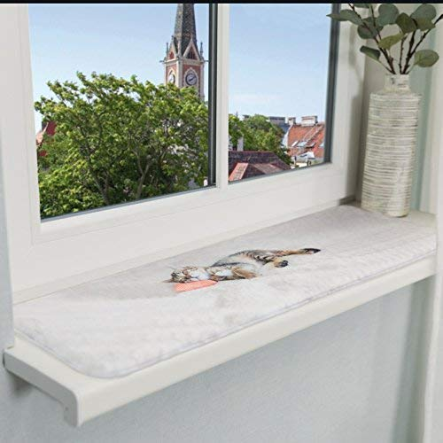 Trixie 37125 Liegematte Nani für Fensterbank