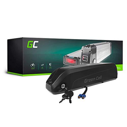 GC® EBIKE Akku 36V 17Ah Elektrofahrrad Down Tube mit Ladegerät und Li-Ion Panasonic Zellen Leisger Fantic Hover-1 Gazelle E-Rex
