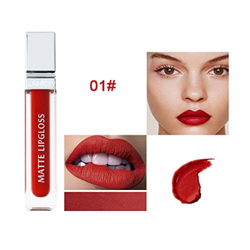 Rifuli® Fashion Waterproof Matte Liquid Lipstick Cosmetic Sexy Lip Gloss Makeup beauty lipgloss