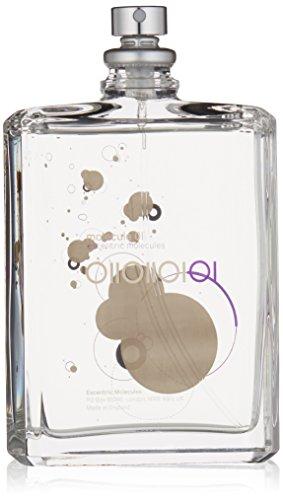 Escentric Molecules Molecule 01 Eau De Toilette Spray, 1er Pack (1 x 100 ml)