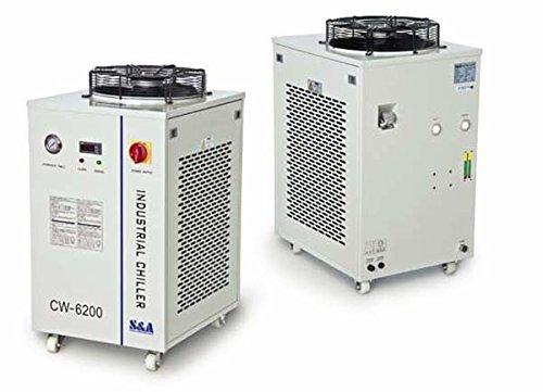 Industrie Wasser Kühlschrank Cool Laser Tube Laser Diode festkörperlaser cw-6200an