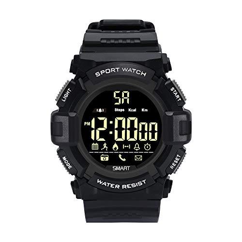 MObast Smartwatches Intelligente Armbanduhren EX16S IP67 Bluetooth Sport Smart Watch-Telefonkamerad für Android/IOS