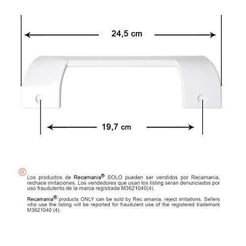 Kühlschrank Türgriff weiß BALAY, BOSCH, C.O. 490705