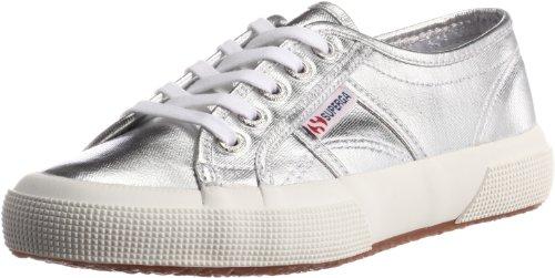 Superga Unisex-Erwachsene 2750-cotmetu Sneaker, Silber (031), 42 EU