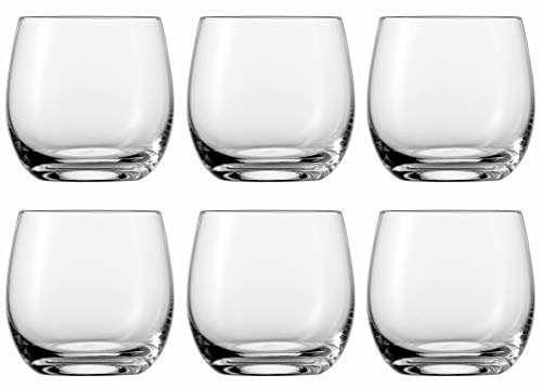 Schott Zwiesel 978483 Becher, Glas, transparent, 6 Einheiten