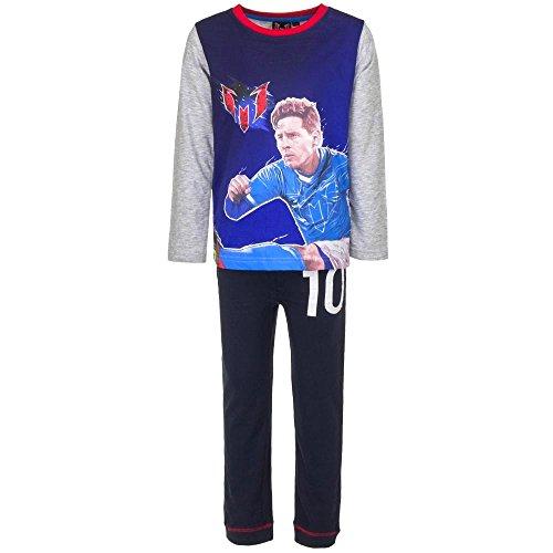 Lionel Messi Schlafanzug für Kinder, Art. 9583, dunkelblau, Gr. 116