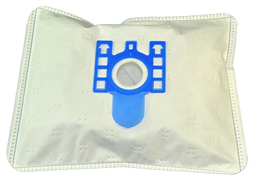 20 Staubsaugerbeutel 5-lagig für Miele geeignet und kompatibel mit Swirl M40 M49 M50 M54 M55 & Miele Typ G/N GN HyClean 3D