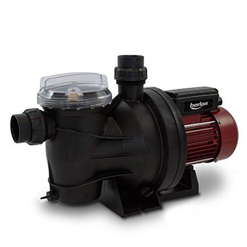 Berlan - 800 Watt Schwimmbadpumpe 15 m³/h