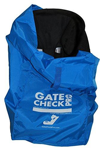 Gate Check PRO | Kinder Autositz Transporttasche & Reisetasche | Ultrastrapazierfähiges Ballistic-Nylon | Einheitsgröße | Schützt Kindersitze und Sitzerhöhungen bei Flügen mit Kindern