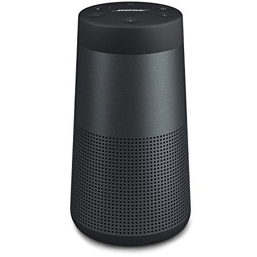 Bose ® SoundLink Revolve Bluetooth Lautsprecher schwarz