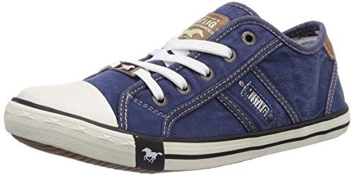 Mustang Damen 1099-302-841 Sneakers, Blau (841 jeansblau), 37 EU