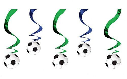 Hänge-Deko Fußball