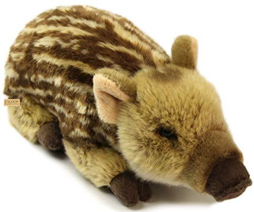 Frischling ca. 29 cm Plüschtier Kuscheltier Stofftier Plüsch Wildschwein 169 von Zaloop®