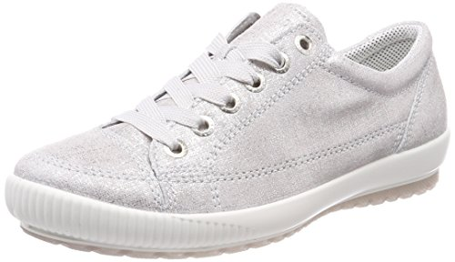 Legero Tanaro, Damen Low-top Sneaker, Silber (Cristal), 42 EU  (8 UK)