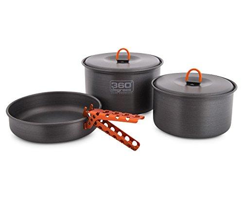 360 GRAD 360° Degrees Furno Large Cook Set - -