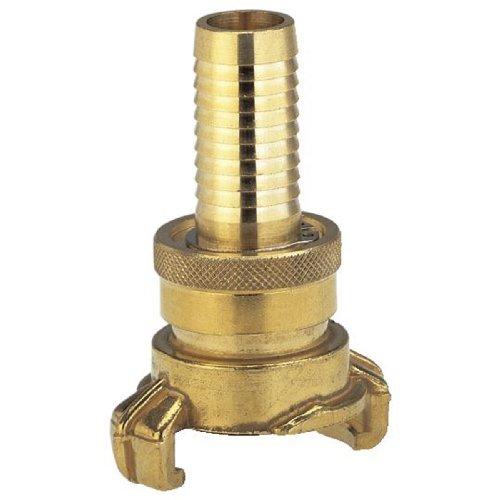GARDENA Messing-Saug- und Hochdruckkupplung für 25 mm (1
