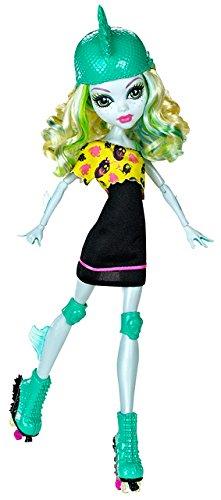 Mattel Monster High X3673 -  Rollschuh-Clique Lagoona, Puppe