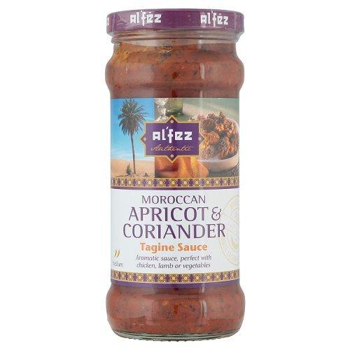 Al'Fez Apricot & Coriander Tagine Sauce (350g) [Misc.]